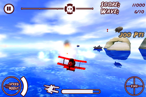 双翼飞机:biplane