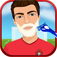 A Soccer Stars Celebrity Shave (Shaving) - Makeover Beard Me Game For Kids Free